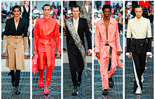 Paris Fashion Week Men's Spring 2019: Alexander McQueen