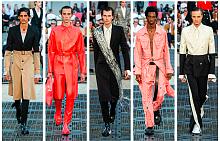 Paris Fashion Week Men's Spring 2019: Alexander McQueen