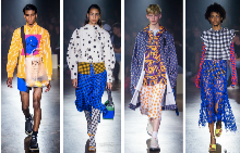 Paris Fashion Week Men's Spring 2019: Kenzo