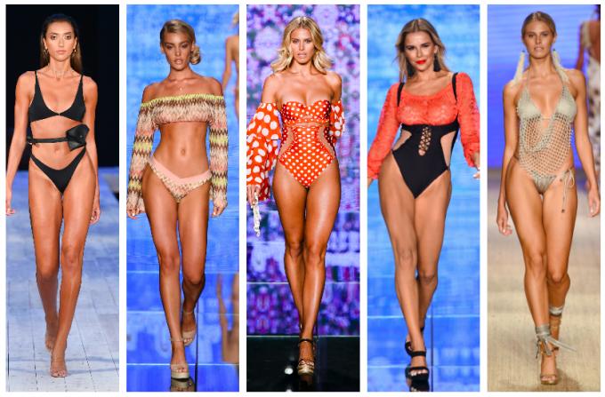 Най-доброто от Седмицата на плажната мода в Маями