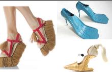 20 от най-странните обувки на света