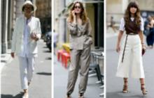 20 street style вдъхновения за офиса