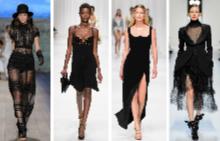 Versace, Scervino, Elisabetta Franchi SS18