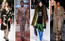 Животинските щампи - задължителен елемент в женския гардероб за есен-зима 2018/2019