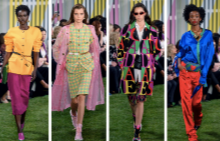 Седмица на модата Ню Йорк: Escada, пролет-лято 2019