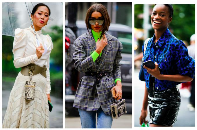 Най-добрите street style визии от Седмица на модата в Ню Йорк, пролет-лято 2019
