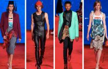 Седмица на модата Ню Йорк: Calvin Klein, пролет-лято 2019