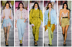 Седмица на модата Милано: Alberta Ferretti, пролет-лято 2019