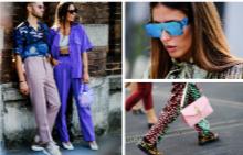 Ярки принтове и неон от street style звездите на Милано