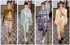 Седмица на модата Париж: Acne Studios, пролет-лято 2019