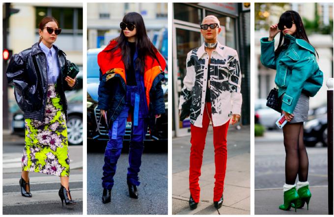 Street style: Най-атрактивните якета по улиците на световните столици на модата