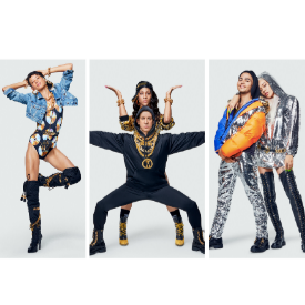 Вижте цялата колекция MOSCHINO [tv] H&M