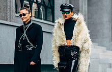 Най-добрите street style визии от Mercedes-Benz Fashion Week Tbilisi Spring 2019