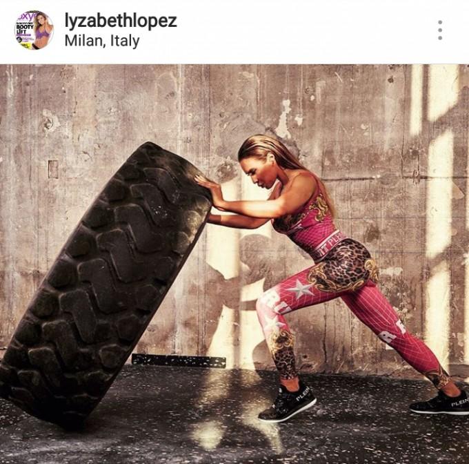 Лиза Лопес