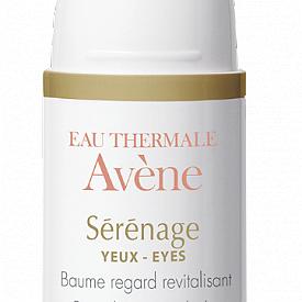 Ревитализиращ балсам за очи Serenage на Avene с козметичен лифтинг ефект.