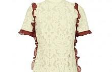 Дантелени дрехи и през зимата
