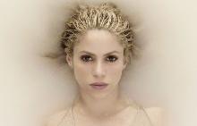 Обложката на новия албум на Шакира