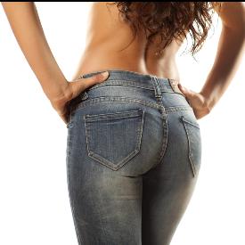 Защо жените с по-голямо дупе са по-умни и по-здрави?