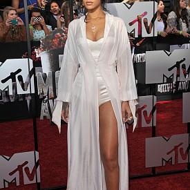 На Церемонията за връчването на наградите MTV през април 2014