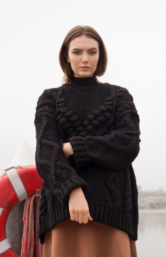 Пуловер ZARA, пола BODEN