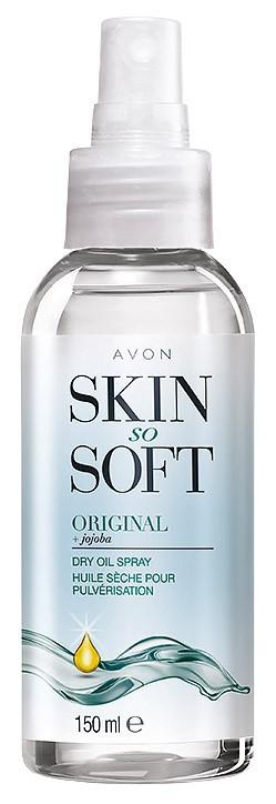 Хидратиращо спрей-олио с масло от жожоба от линията Skin...