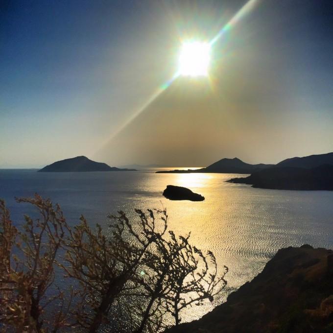 Нос Сунион, Гърция