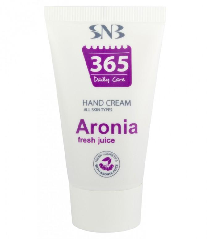 Крем за ръце със сок от арония 365 Daily Care на SNB, 100 ml, 6.90 лв.