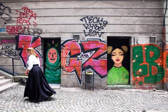Как един фестивал ще преобрази стария център на София?