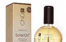 Масло за нокти с витамин Е и масло от жожоба и сладък център Solar Oil на CND