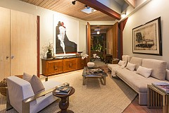 Домът на Крис Мартин в Малибу