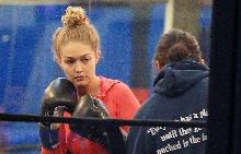 Джиджи тренира