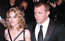 Мадона и Гай Ричи, когато бяха заедно