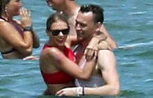 Том и Тейлър са щастливи