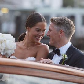 Ана и Бастиан сключиха и църковен брак