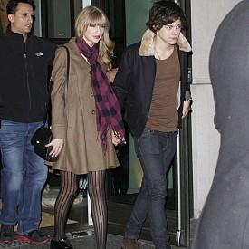 Тейлър и Хари Стайлс - декември 2012 г - януари 2013 г.