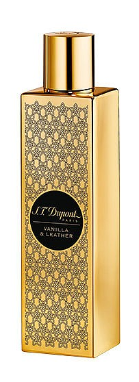 Vanilla & Leather на S.T. Dupont