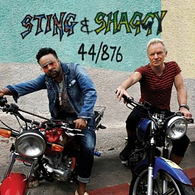 Стинг и Шаги са неочаквана, но добра комбинация и го доказват в съвместния си албум 44/876. Това всъщност е съчетание от телефонните кодове на Ямайка и Великобритания, но в албума доминират ямайските ритми, които са в основата на творческия път както на Стинг, така и на Шаги.