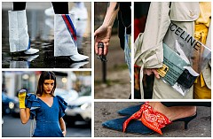 Street style: Аксесоари по френски
