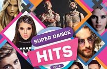 Новото издание на Super Dance Hits!, Vol. 2 включва 18 от най-излъчваните песни в световния и БГ ефир от някои от най-успешните съвременни световни изпълнители и български артисти.
