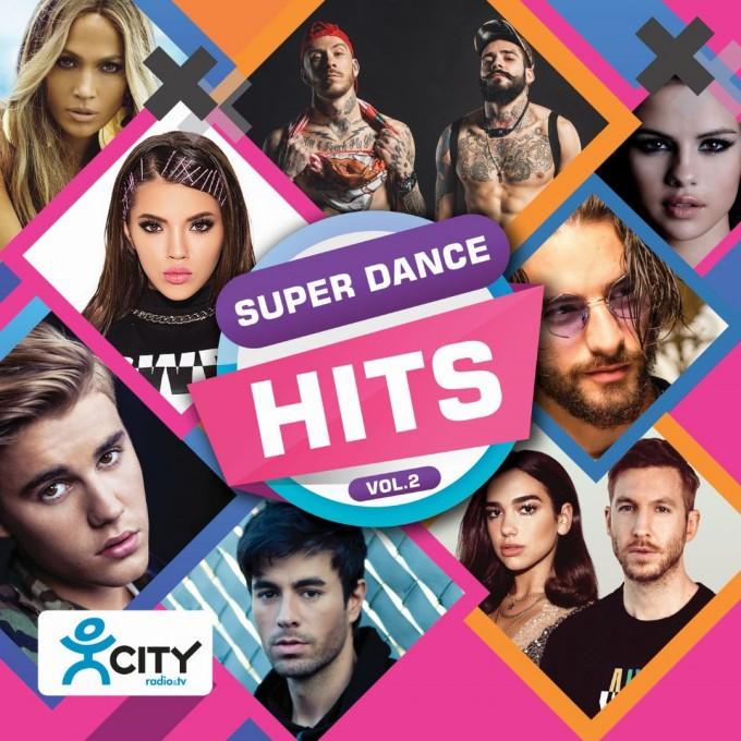 Новото издание на Super Dance Hits!, Vol. 2 включва 18 от...