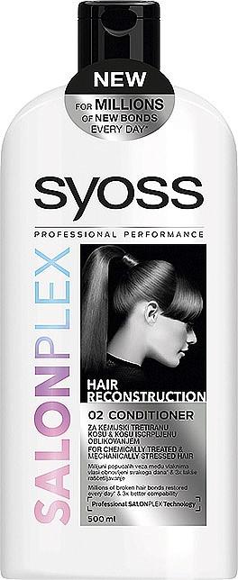 Балсам SYOSS Salonplex за регенериране на косата