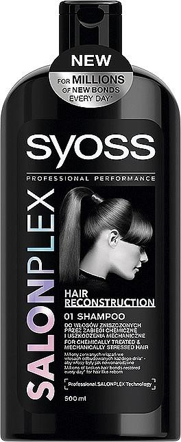 Шампоан SYOSS Salonplex за регенериране на косата