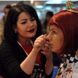 Make Up Competition Arena of Beauty 2016