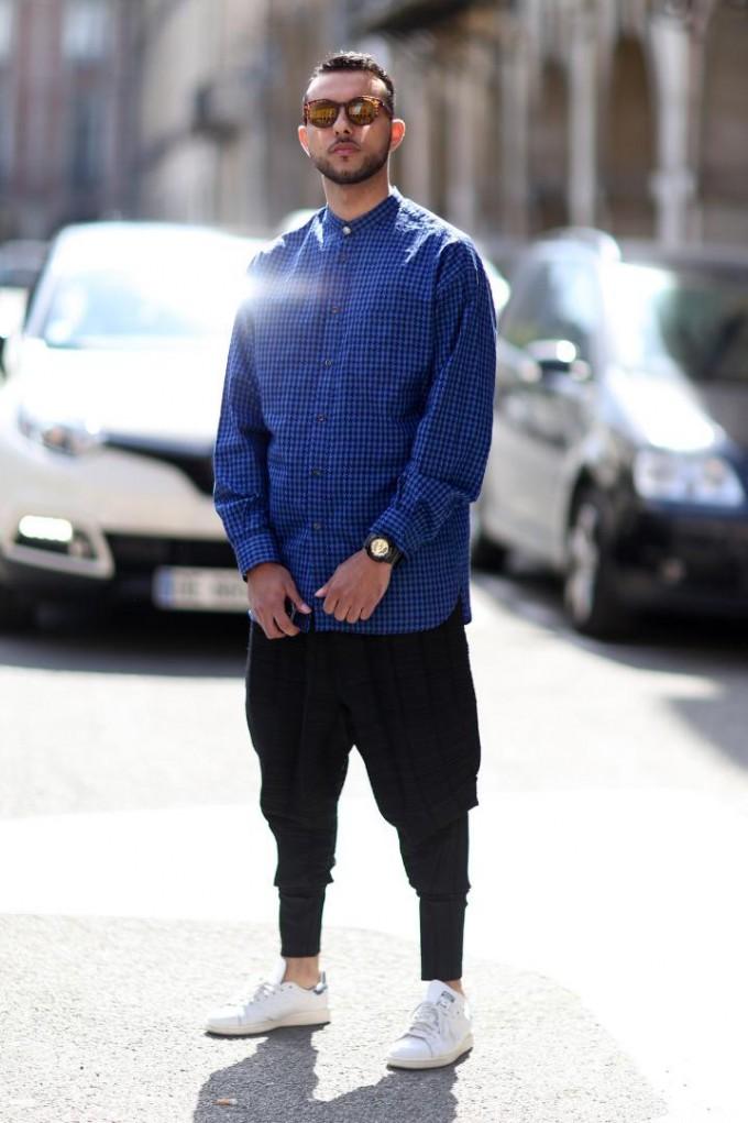 Париж 2014 - мъже