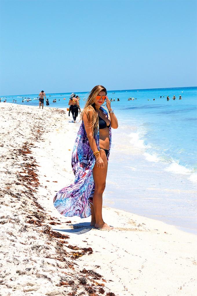 Парео или туника за плажа