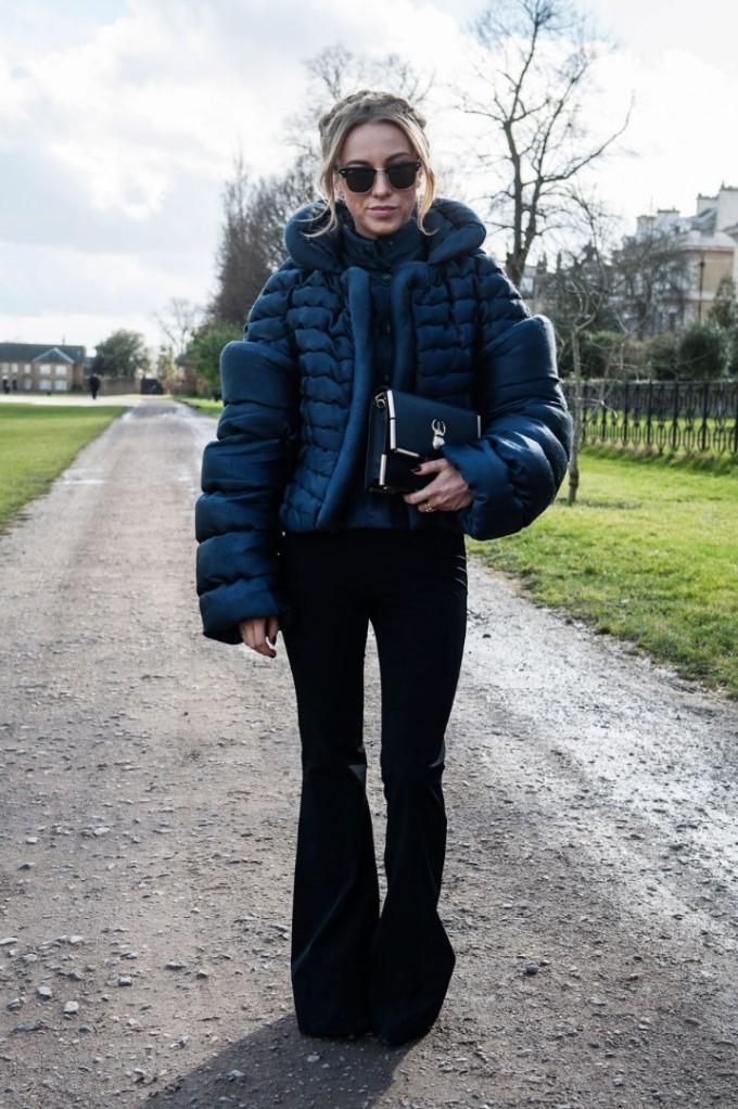 Лондон зима 2015: ден 4