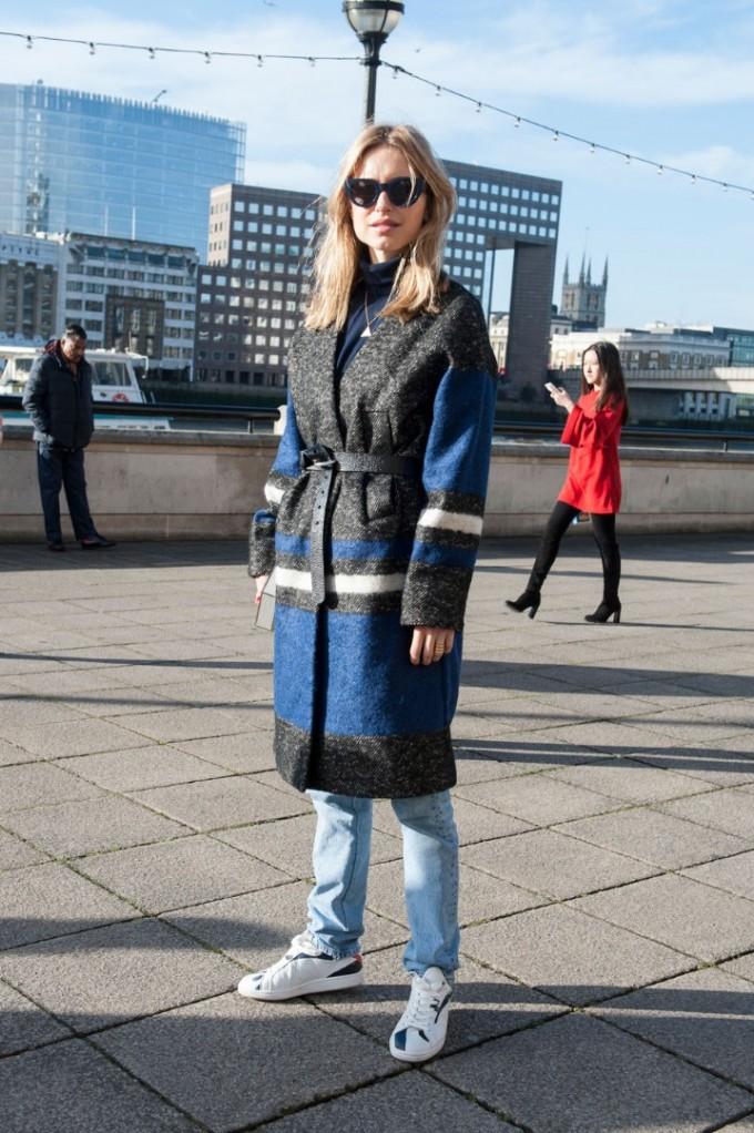 Лондон зима 2015: ден 5