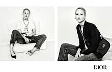 Дженифър Лорънс за Dior