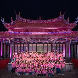 Храмът на Конфуций в столицата на Тайван, Тайпе