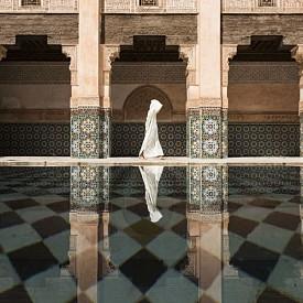 """Първо място, Градове - """"Ben Youssef"""", Маракеш, Мароко"""